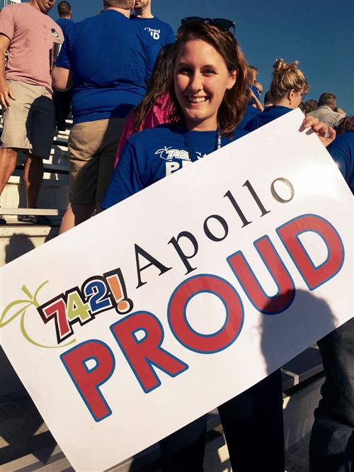 Apollo Proud