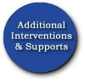 Additional Interventions and Supports