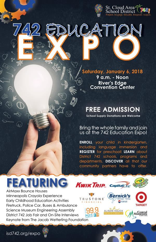 742 Education Expo