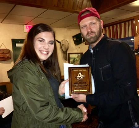 Bryan Brophy, Volunteer of the Month