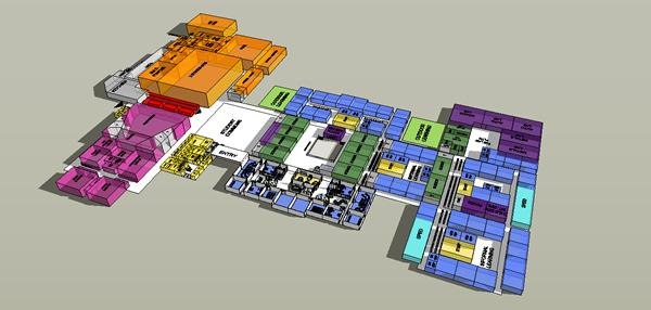 Updated Schematic Image - Apollo High School Plan